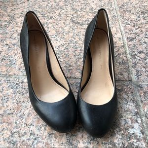 Black Banana Republic Heels